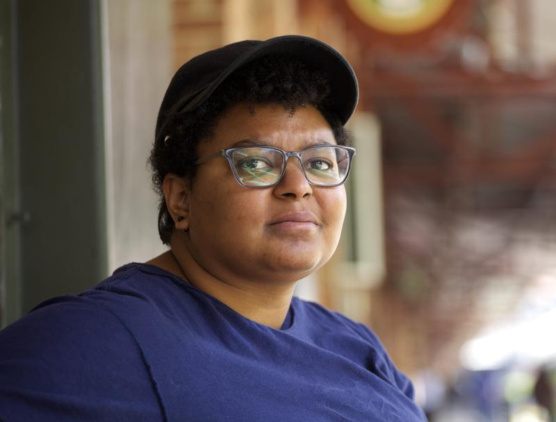 Maya Little, a doctoral student in history at UNC, faces criminal charges for defacing the Confederate monument Silent Sam, which was recently toppled by demonstrators.