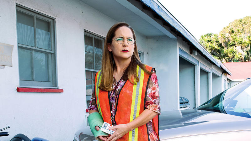 "Martha Kelly as Martha on ""Baskets"""