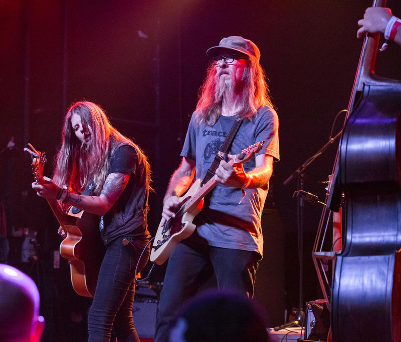Sarah Shook and the Disarmers at Hopscotch 2018