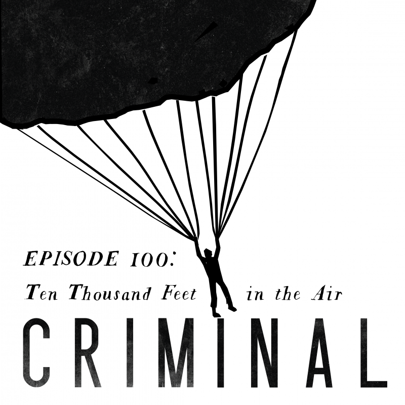 Criminal 100th Episode graphic