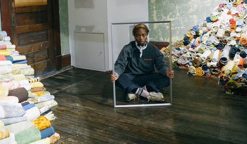SHAN Wallace is a Baltimore-based street photographer who's taken up residency in Greensboro's Elsewhere Museum.