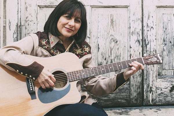 Texas folk musician Tish Hinojosa's newest album 'West' came out earlier this year.