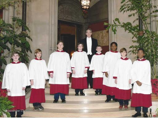 Photo of The Burlington Boys Choir