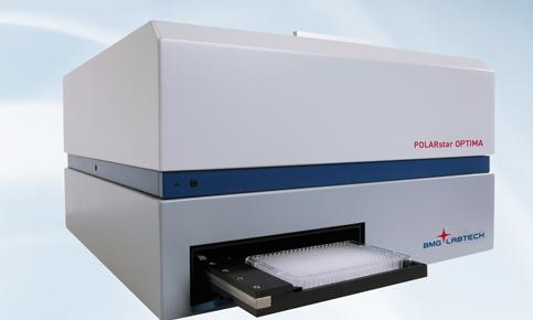 Duke researchers used used a commercially available instrument called the Polarstar Optima from BMG Labtech for vapor odor detection.