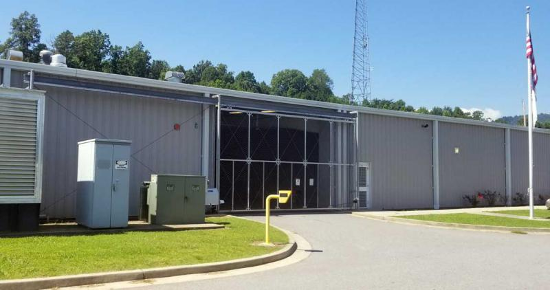 photo of the Cherokee County Detention Center