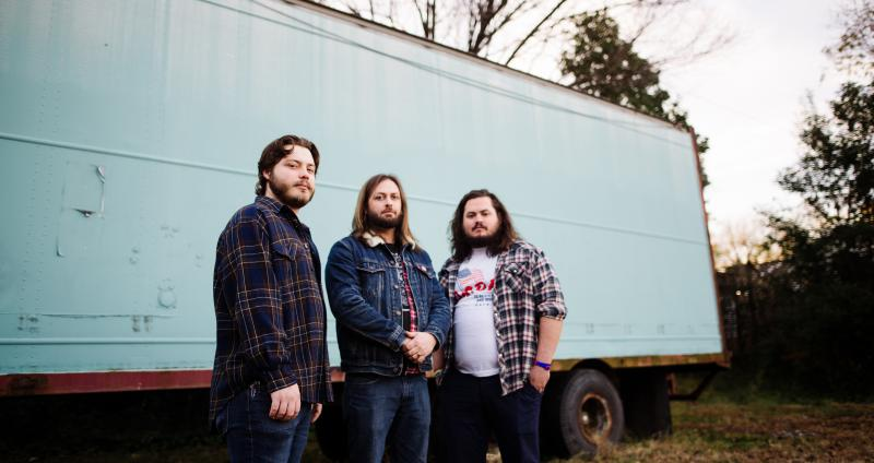 Greensboro's Chuck Mountain brings blues rock on the road this spring.