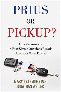 Cover of Prius or Pickup book
