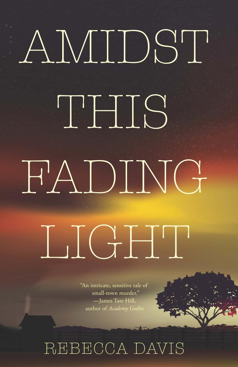 The cover for 'Amidst This Fading Light.'