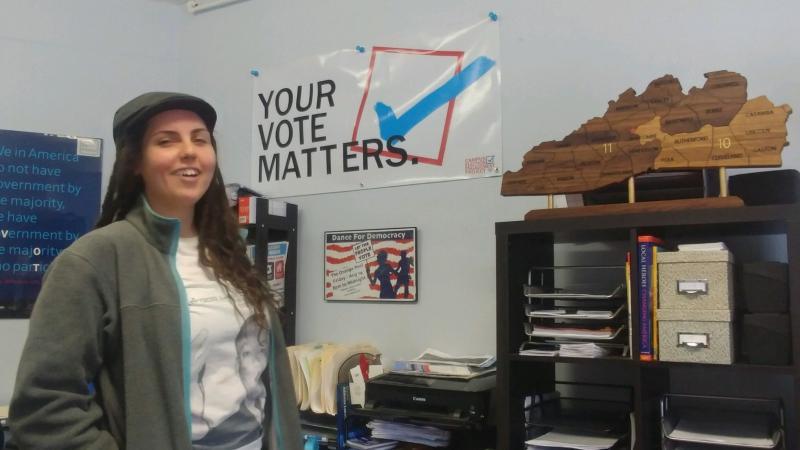 Darlene Azarmi is a community organizer who lives in Asheville, N.C.