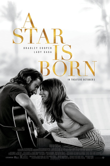 poster photo of A Star is Born