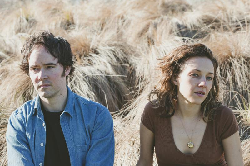 Andrew Marlin and Emily Frantz of Mandolin Orange.