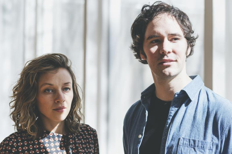 Emily Frantz and Andrew Marlin of Mandolin Orange.