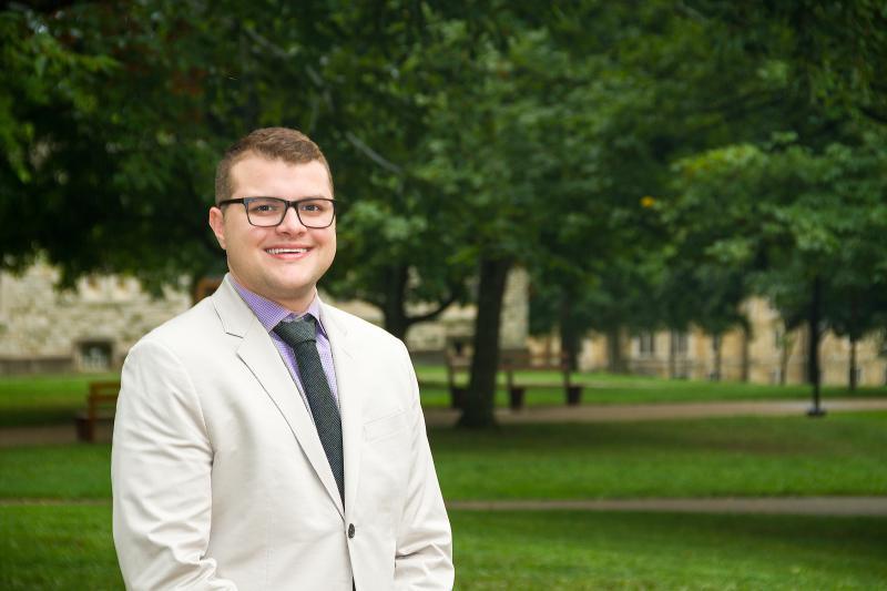 Photo of Dr. Austin Johnson