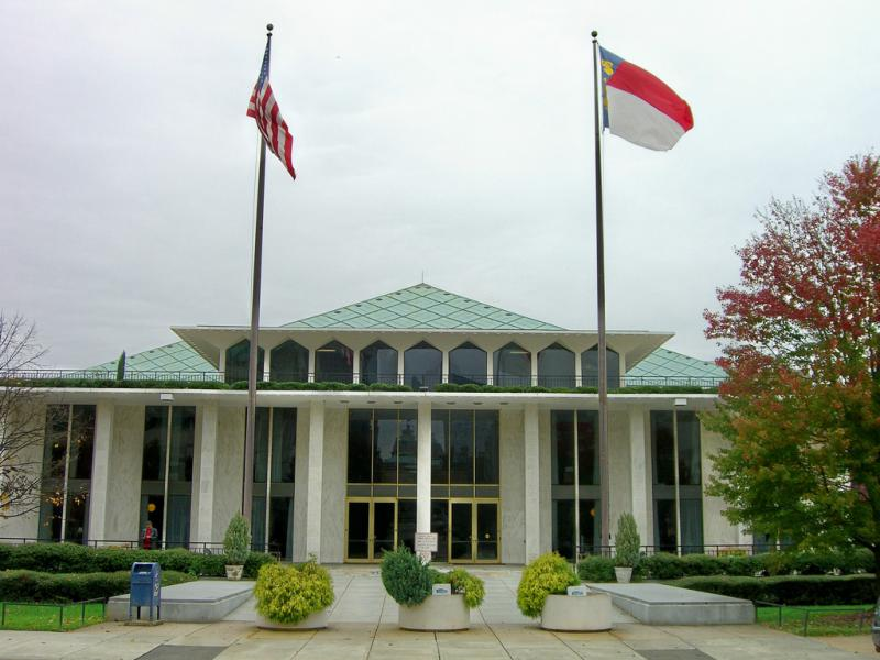NC General Assembly; State Legislature.