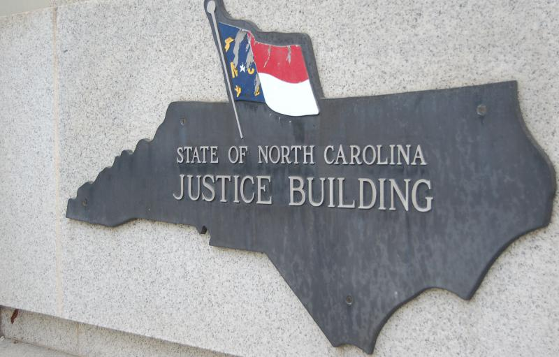 N.C. Supreme Court Building