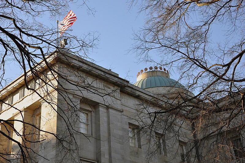 photo of North Carolina State Capitol Building