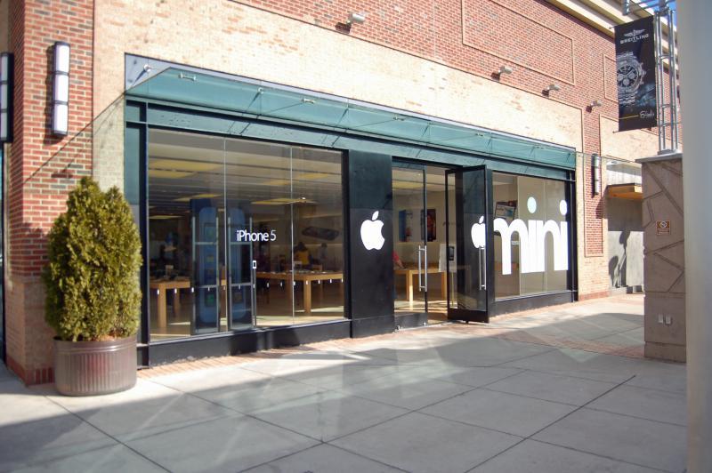 Apple Store in Durham, NC