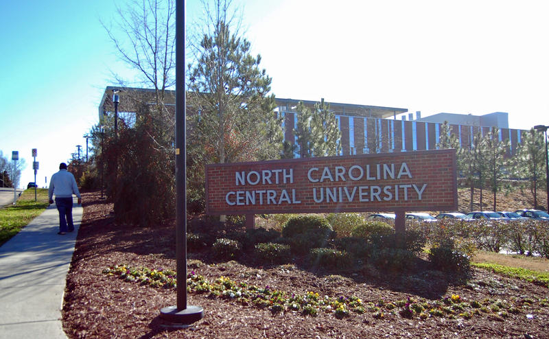North Carolina Central University in Durham, NC