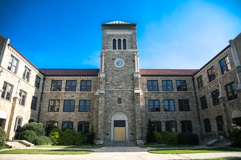 A Wake County Public Schools building.