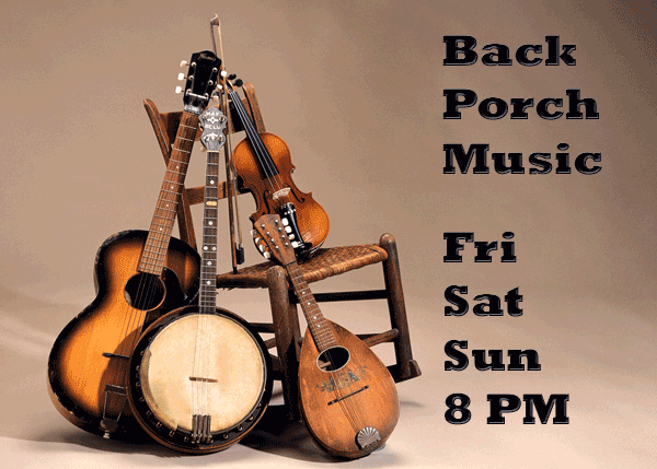 Back Porch Music Logo