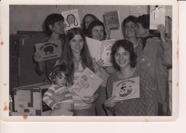 Members of Lollipop Power Inc, with their publications.
