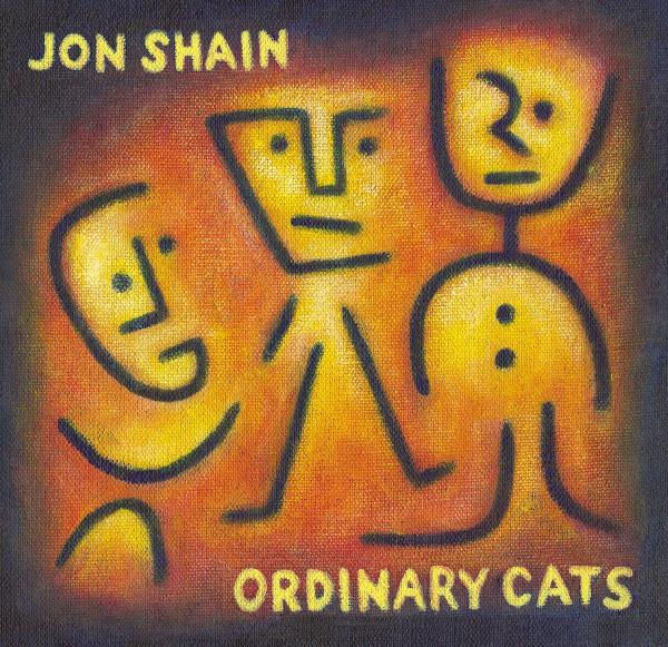 "Jon Shain's new release ""Ordinary Cats"""