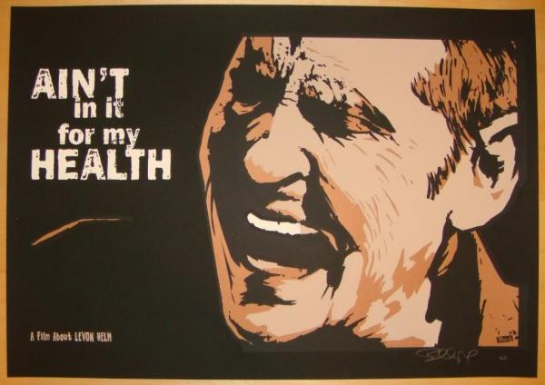 Ain't In It For My Health: A Film About Levon Helm screens at the Chelsea Theater.