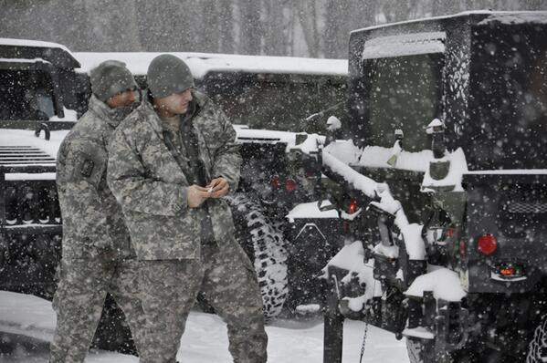 NC National Guard via Twitter 2/13/14