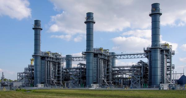 Power plant in Goldsboro, NC.
