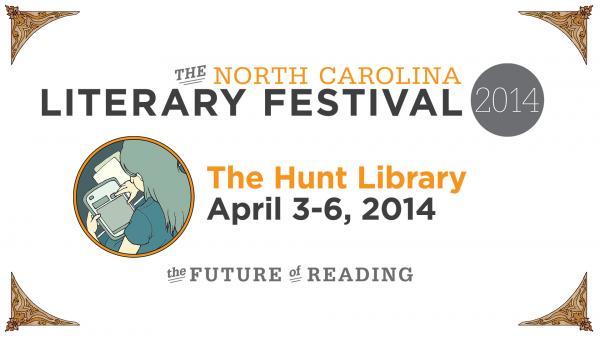 The North Carolina Literary Arts Festival logo