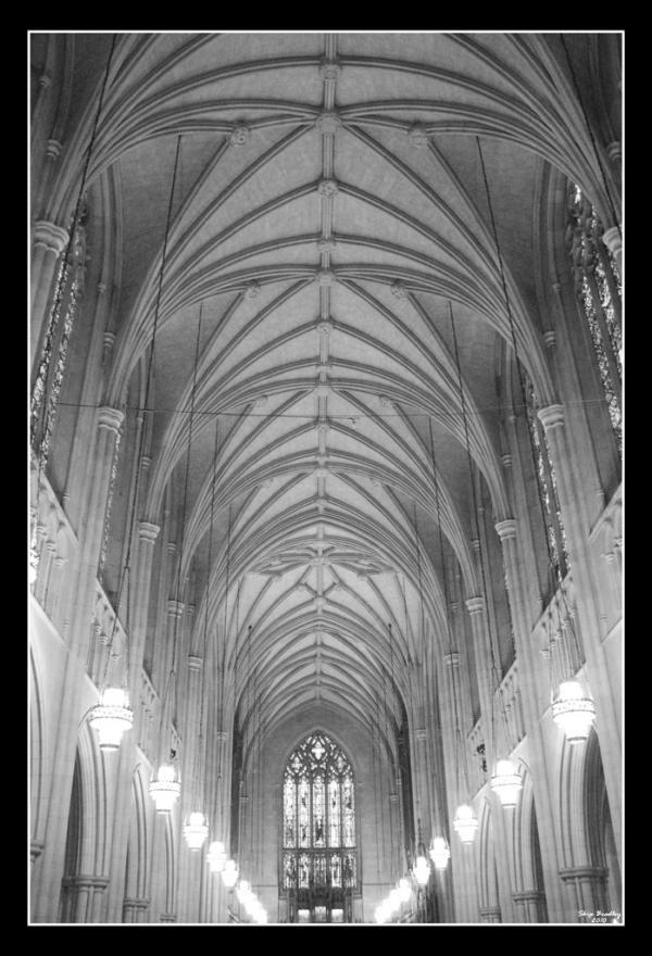 Interior, Duke Chapel