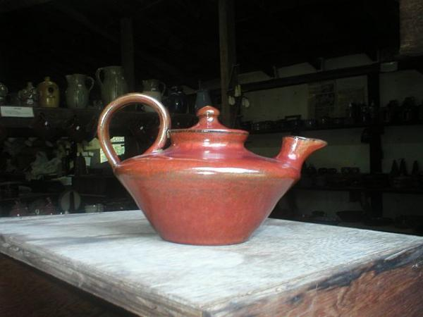 Sid Luck pottery