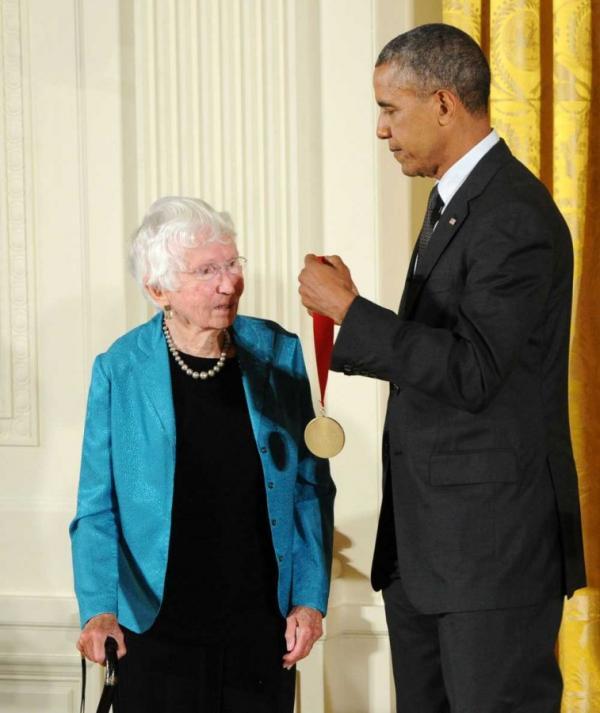 Anne Firor Scott awarded National Humanities Medal