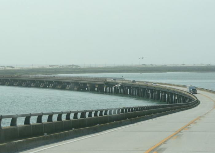 Ncdot to replace aging bonner bridge over oregon inlet wunc for Oregon inlet bridge fishing report