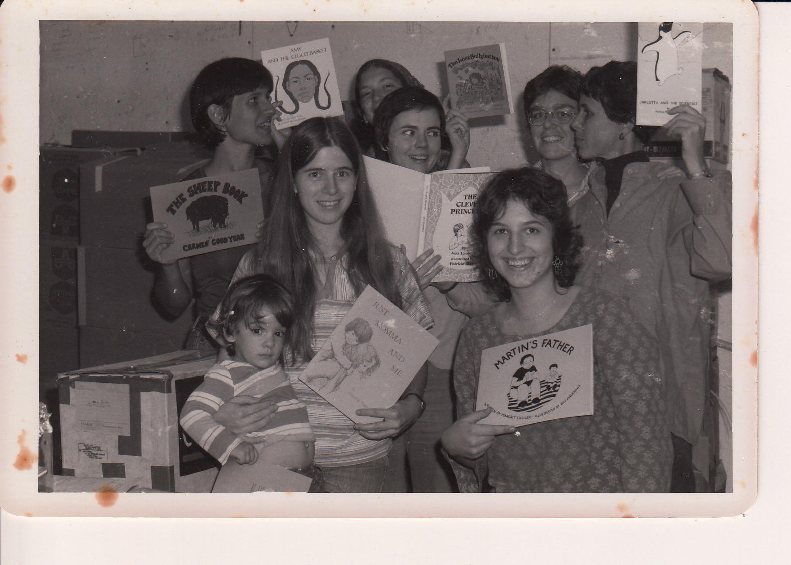 Remembering Chapel Hill S 1970s And 80s Feminist Children S Book