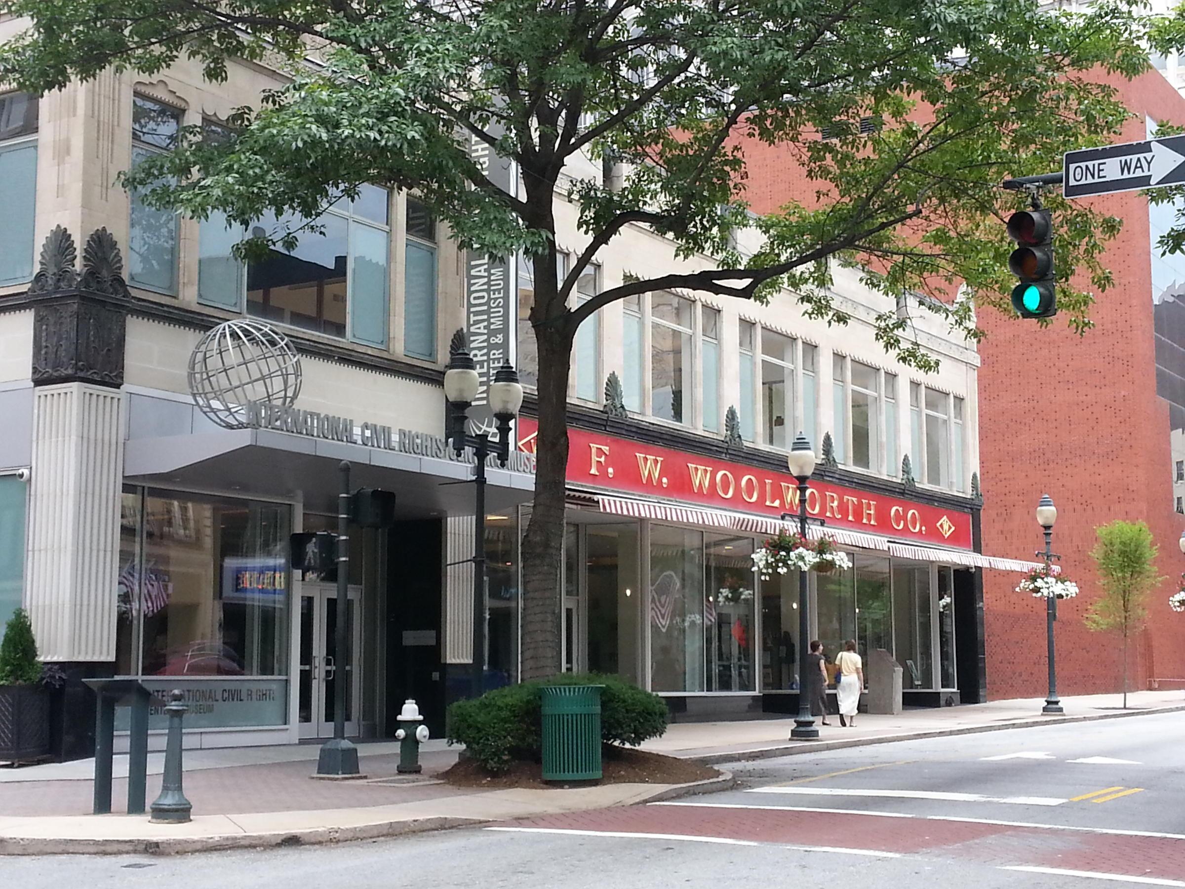 City Makes Move For Greensboro Civil Rights Museum