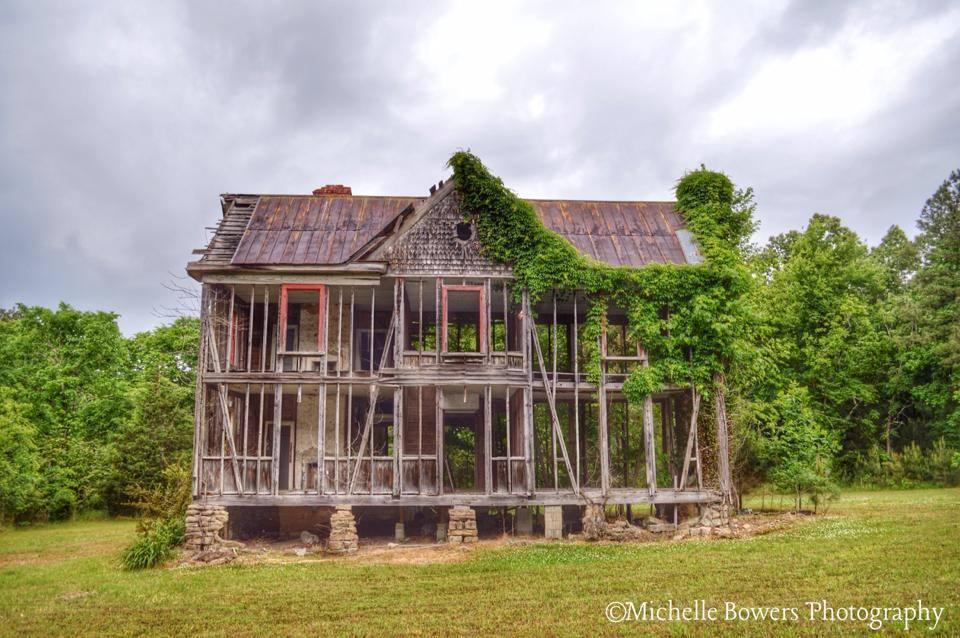Photos Explore These Abandoned Homes Of North Carolina