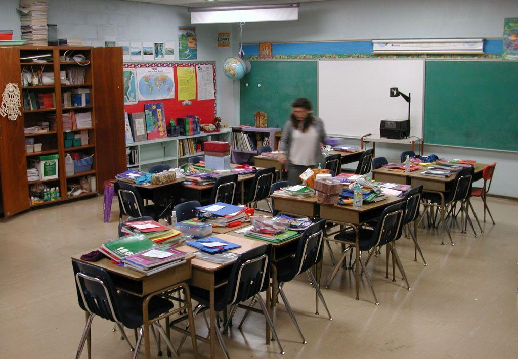 Innovative Primary Classrooms : Kestrel heights charter loses right to run high school wunc