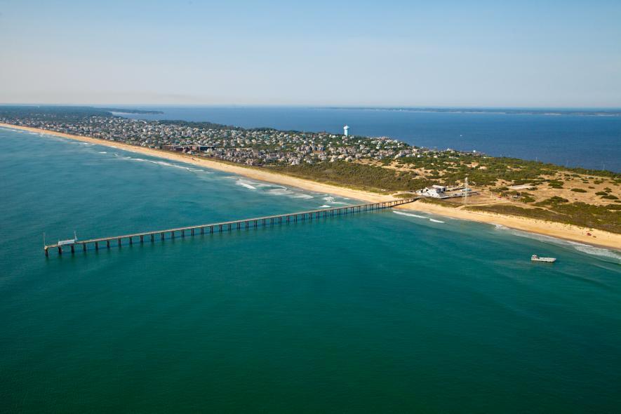 The Changing Carolina Coast Managing The Threat Of Rising Water Wunc