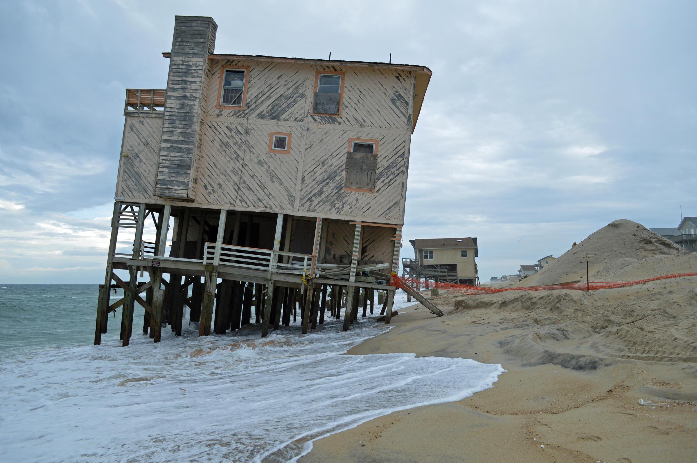 The Changing Carolina Coast Managing The Threat Of Rising
