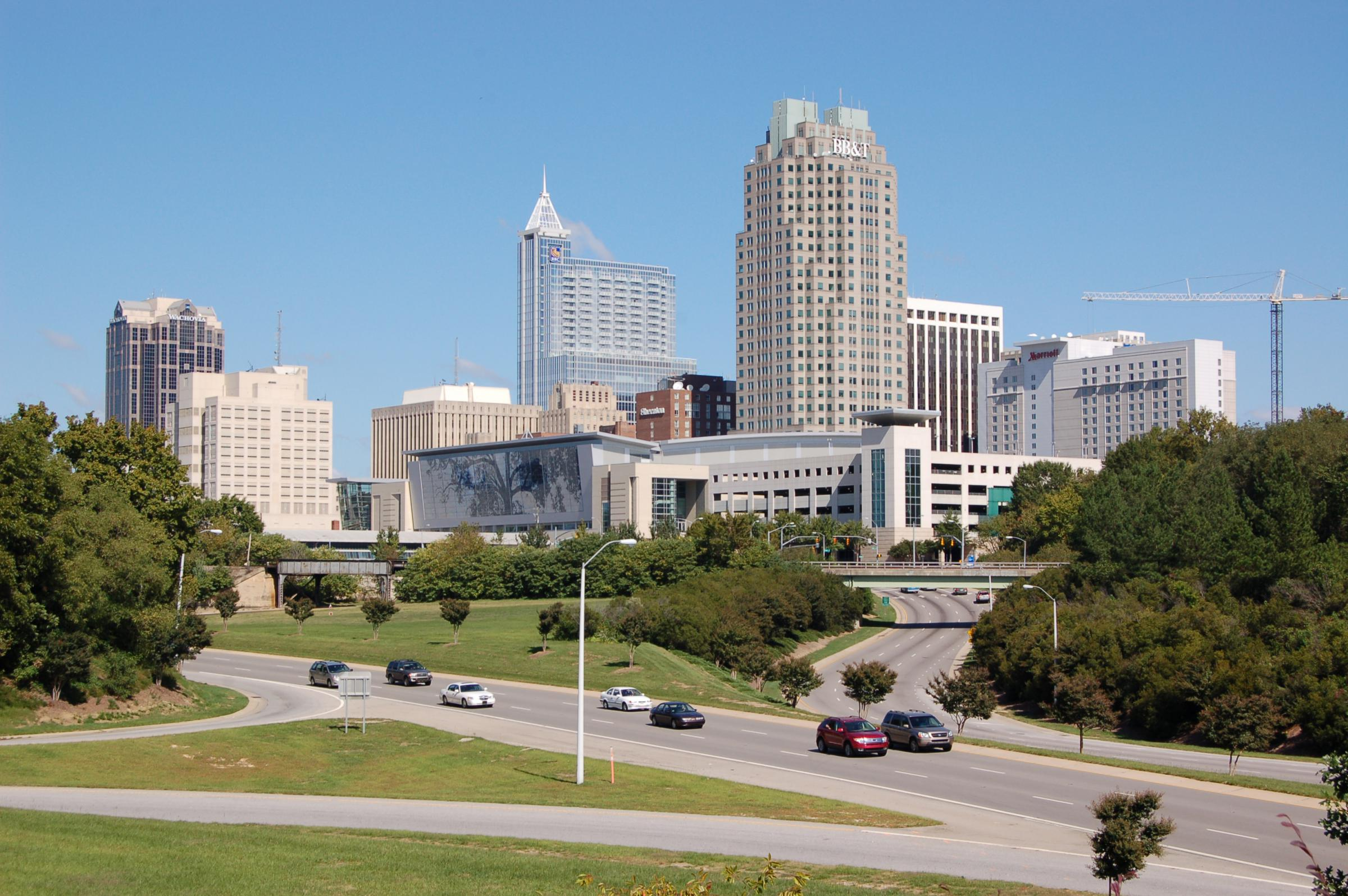 Living Quarters Has Doubled In The Core Of Downtown Raleigh To Catch Up  With Demand.