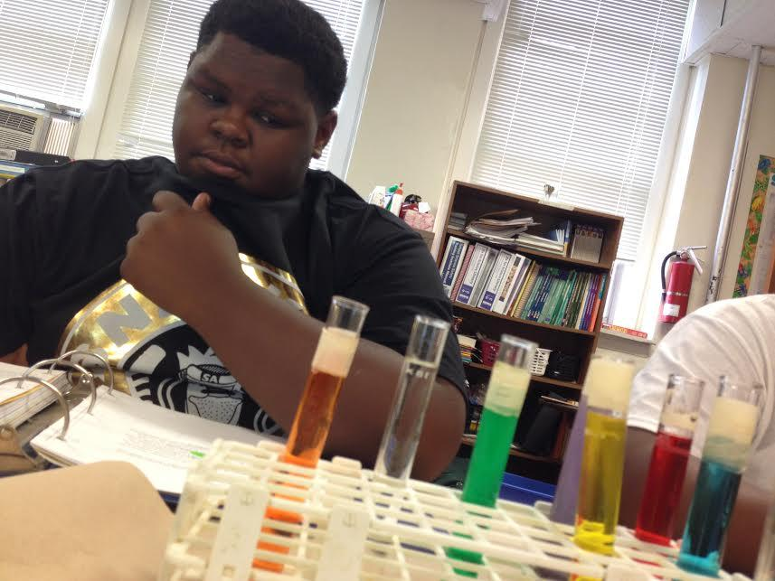 perils and promise western vance high school gives students a