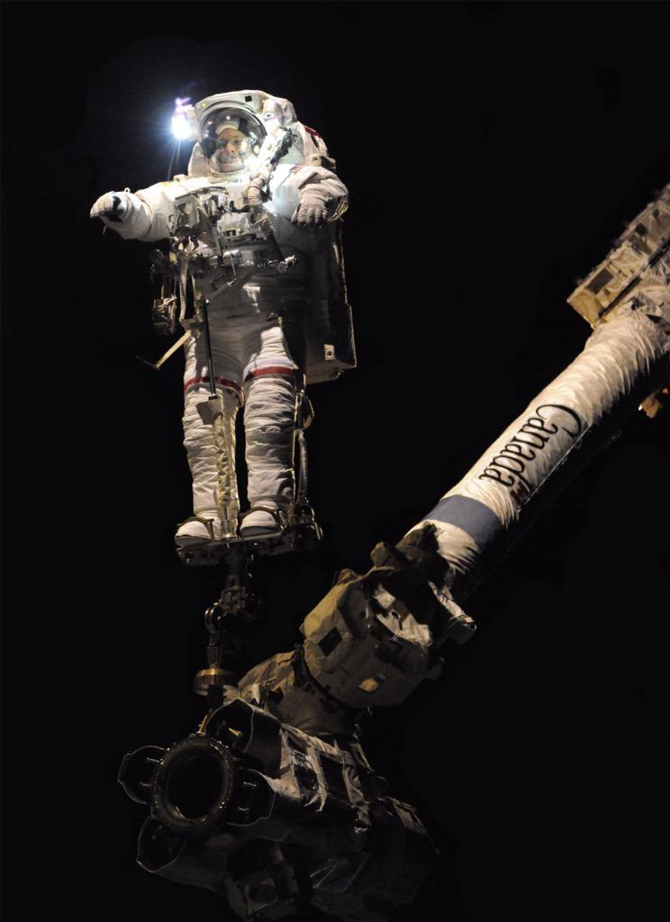 astronaut life after space - photo #41