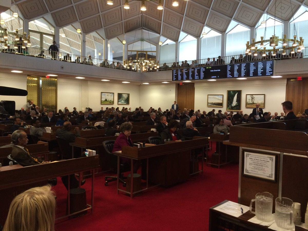 House votes to override Cooper's first veto