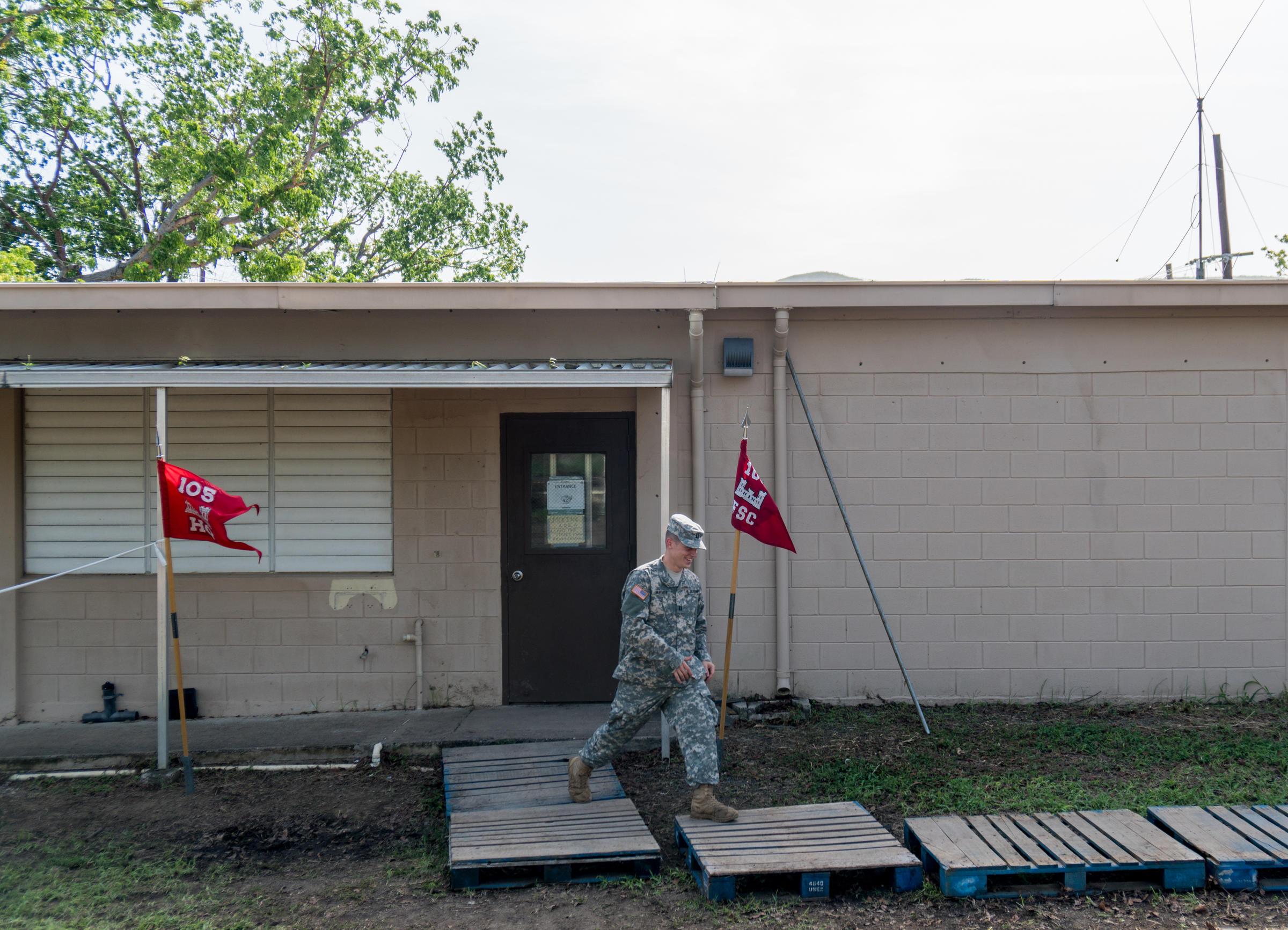 Wisconsin National Guard troops may help in Puerto Rico, US Virgin Islands