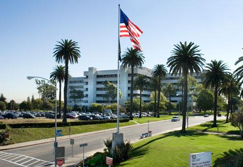The Department of Veterans Affairs West Los Angeles Medical Center.