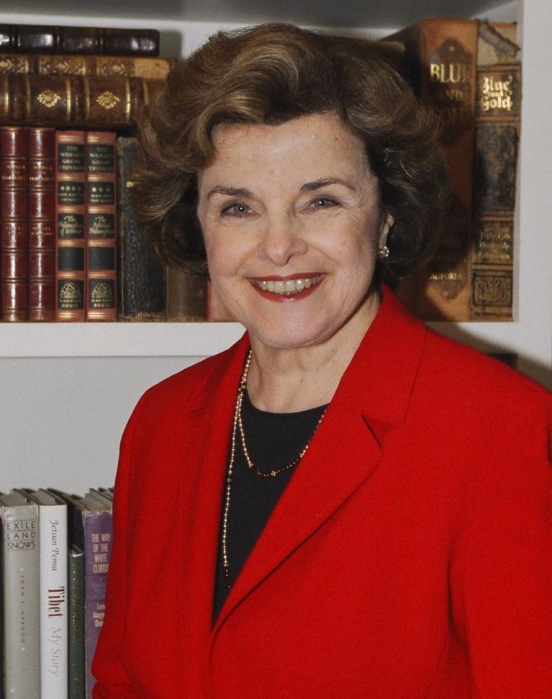 Senator Dianne Feinstein (D-CA)