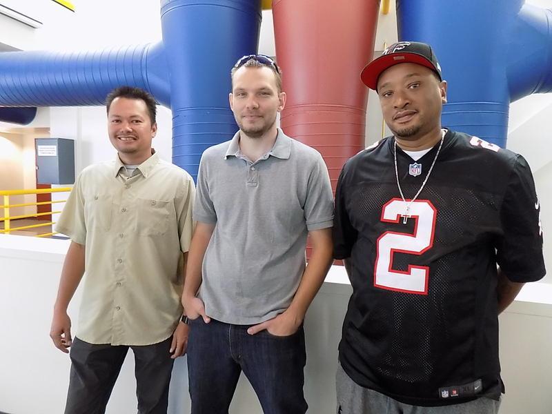 Veterans Bobby McGee, Michael Horsley, and David Lee Murphy Jr. were forced to find new schools when ITT Tech shut down.