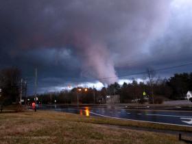 Tornado: Sewanee, Tennessee - March, 2012