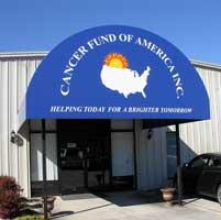 Cancer Fund of America headquarters in Knoxville.